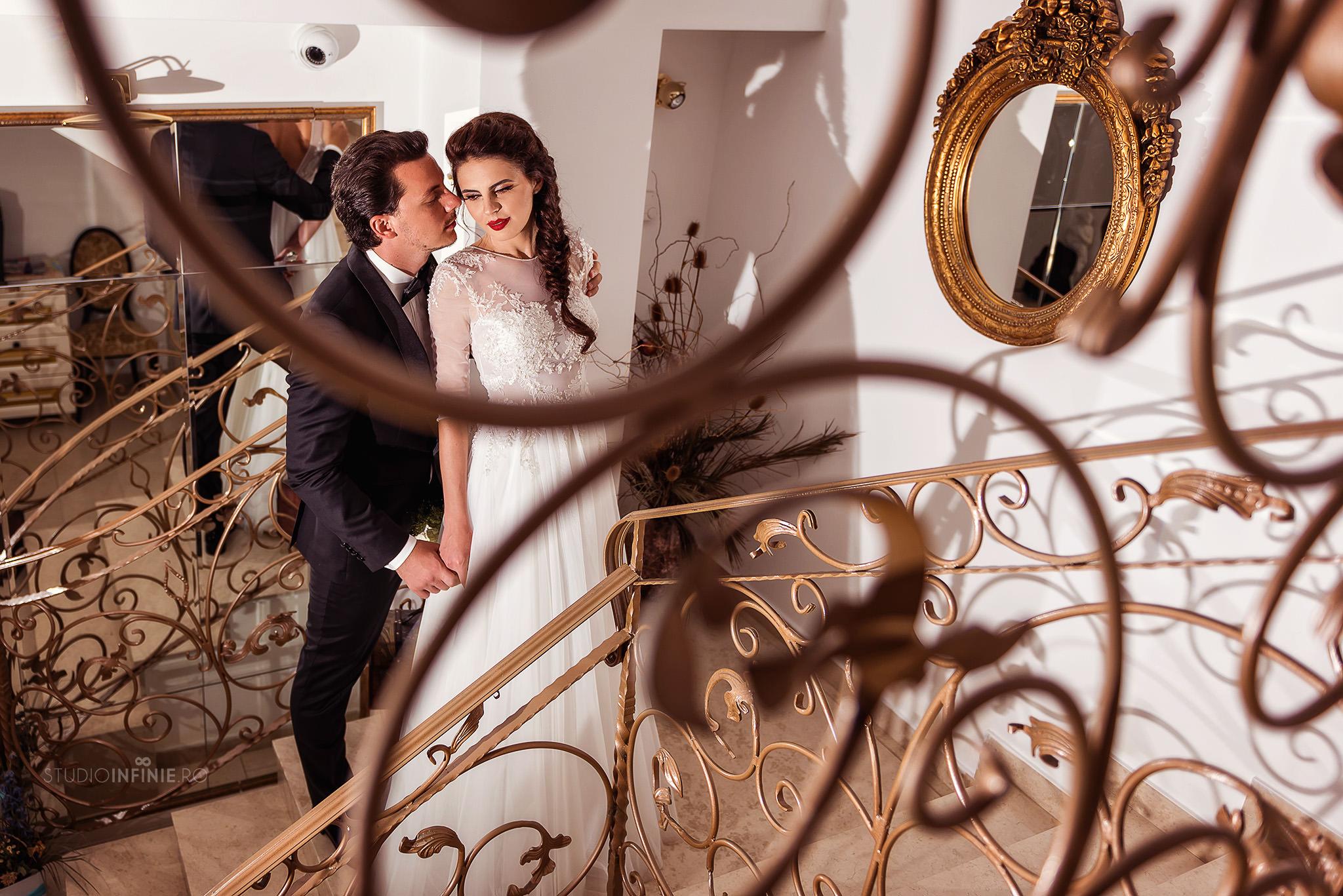 Fotografie de Nunta in Targu Jiu - Alina & Dragos