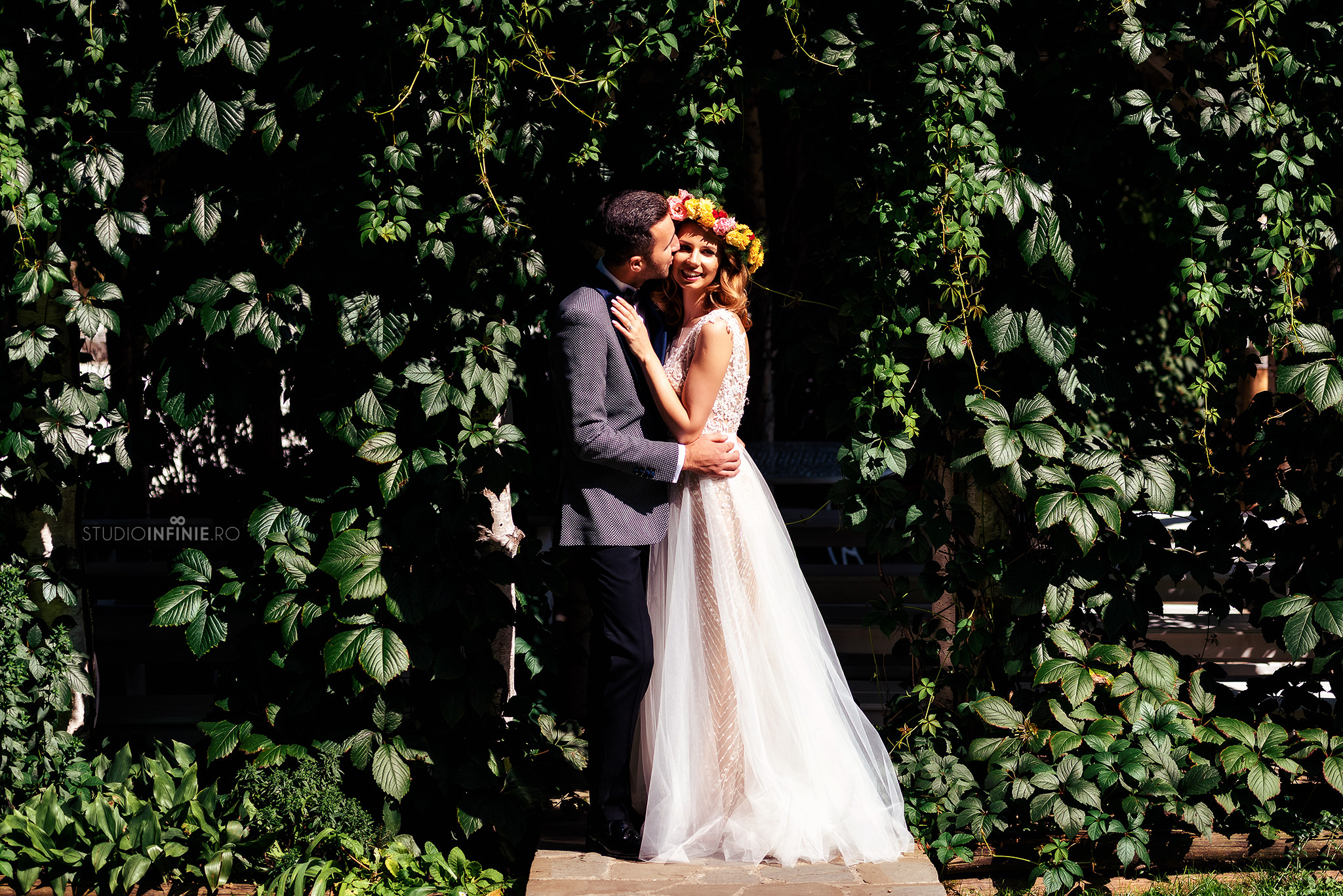 Sedinta foto dupa nunta la Hadar Chalet