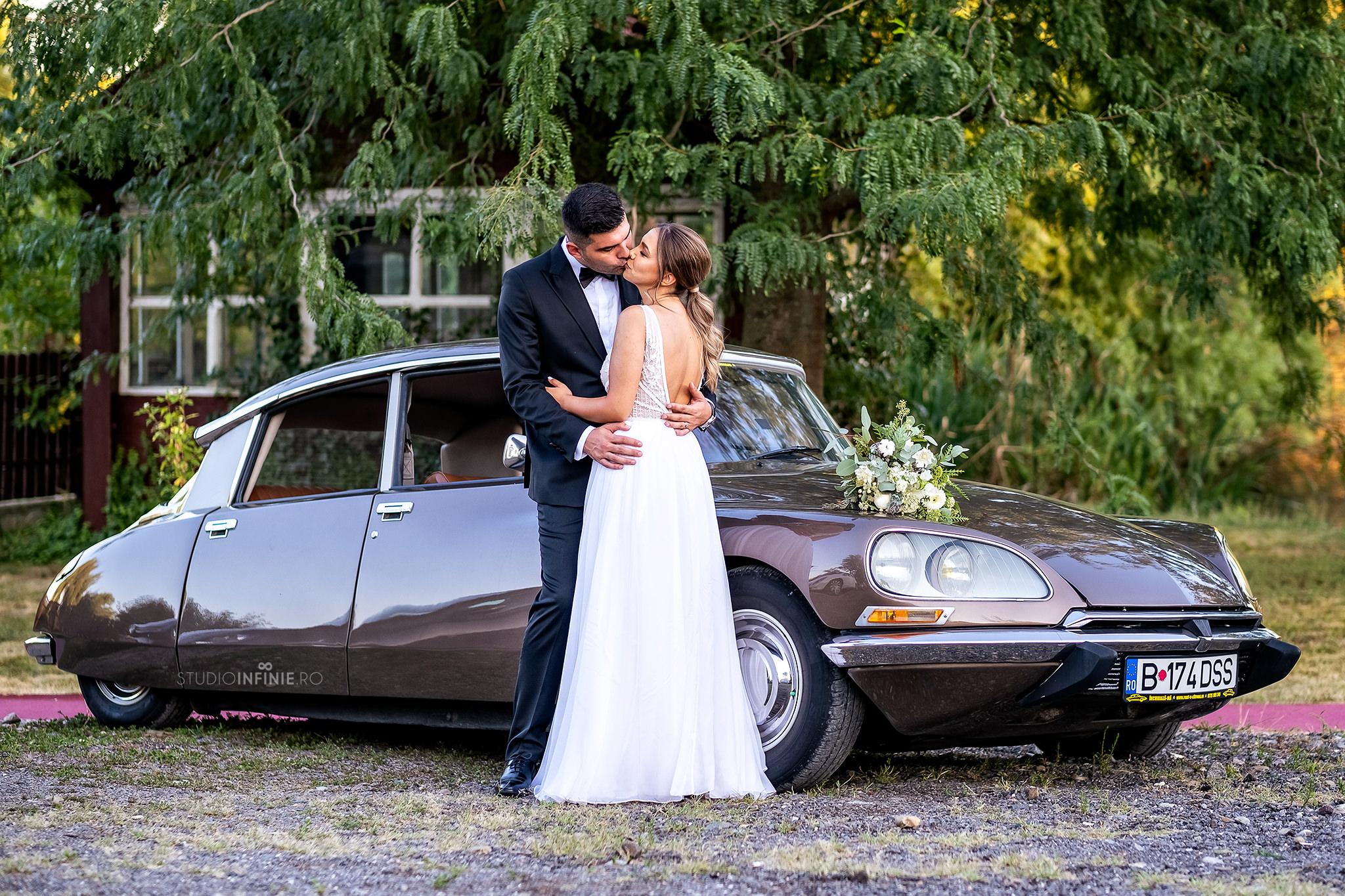 Andreea & Laurentiu - Fotografii Nunta la I Do Wedding / Nunti in Aer Liber